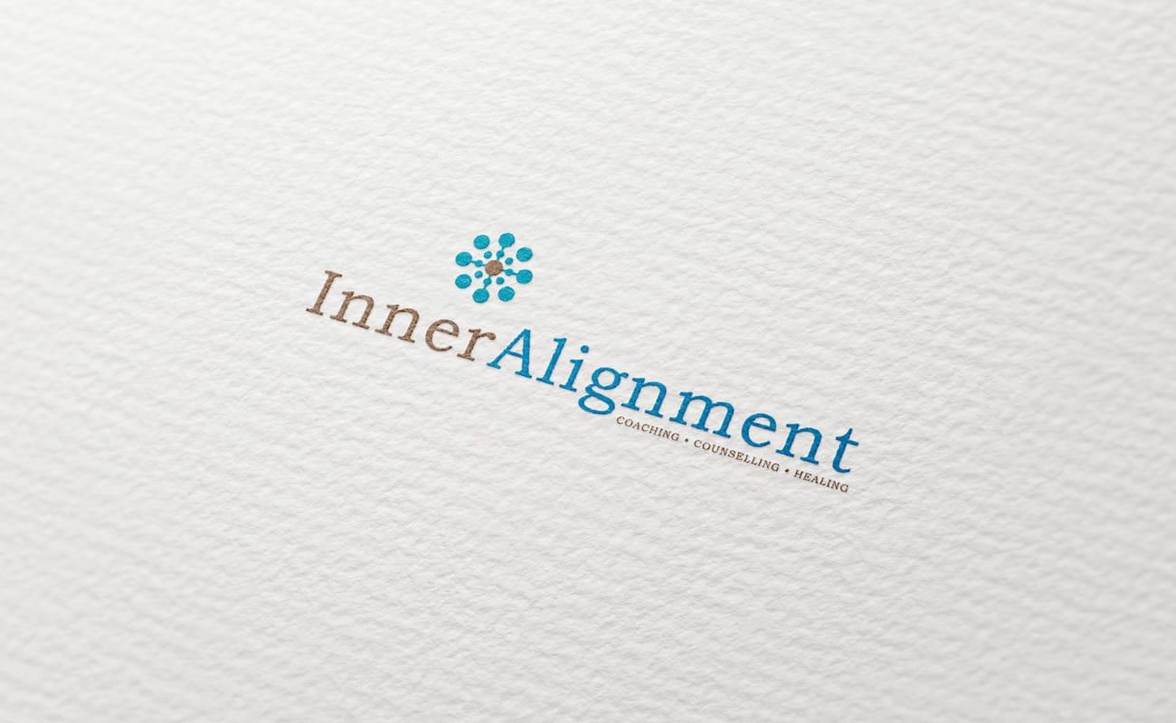 Logo Inner Alignment