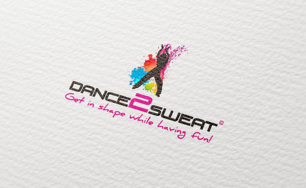 Logo Dance2Sweat